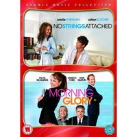 No Strings Attached / Morning Glory Double Pack DVD