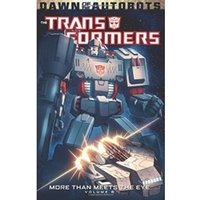 Transformers More Than Meets The Eye Volume 6 Paperback