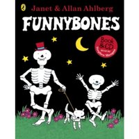 Funnybones: Book & CD Paperback