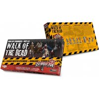 Zombicide Walk of The Dead Set 1 Board Game