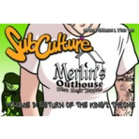 Subculture Webstrips Volume 3: Return of the King's Throne