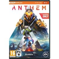 Anthem PC Game (with Foil Postcards and Day One DLC)