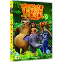 The Jungle Book Volume 3 DVD