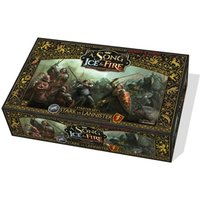 A Song Of Ice and Fire: Stark vs Lannister Starter set Core Box