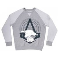 Assassin's Creed Syndicate Adult Male The Rooks Crew Neck Large Sweater
