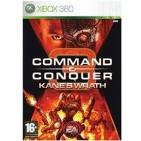 Command & Conquer 3 Kanes Wrath Expansion Pack Game