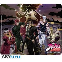 Jojo'S Bizarre Adventure - Group Mouse Mat