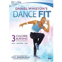 Daniel Whiston's (ITV's Dancing on Ice Champion) Dance Fit - 3 Calorie Burning Dance Workouts - Bollywood, Disco and Salsa...