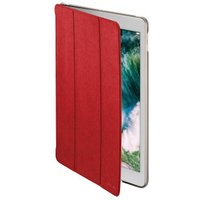Hama Suede Style Tablet Case for Apple iPad 9.7 (2017/2018), red