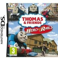 Ex-Display Thomas & Friends Hero of the Rails Game
