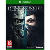Dishonored 2 Xbox One Game (Imperial Assassin's DLC) +  T-Shirt