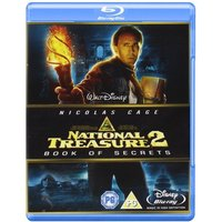 National Treasure 2 Book Of Secrets Blu-ray
