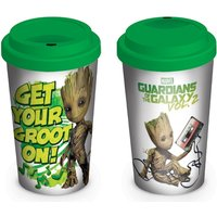 Guardians Of The Galaxy Vol. 2 - Get Your Groot On Travel Mug