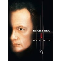 Star Trek Q Fan Collective DVD