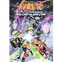 Naruto The Movie Ninja Clash In The Land Of Snow DVD