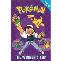 The Official Pokemon Fiction: The Winner's Cup : Book 8