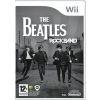 Rock Band The Beatles Solus Game