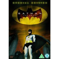 Batman The Movie DVD