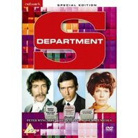 Department S - Series 1-2 - Complete DVD