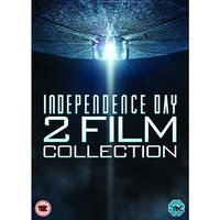 Independence Day (2 Film Collection) DVD
