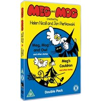 Meg And Mog Doublepack DVD