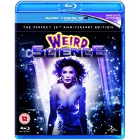 Weird Science - 30th Anniversary Edition Blu-ray UV