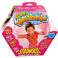 Super Wubble Pink - With Pump