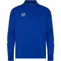 Sondico Evo Quarter Zip Sweatshirt Adult X Large Royal