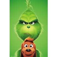 The Grinch - Grinch and Max Maxi Poster
