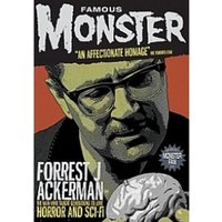 Famous Monster Forrest J Ackerman DVD