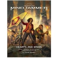 Hearts & Minds Mindjammer RPG