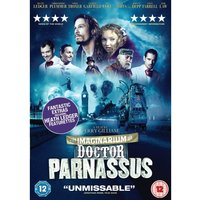 The Imaginarium of Doctor Parnassus DVD