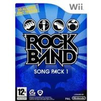 Rock Band Song Pack 1 Solus Game