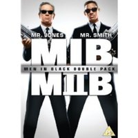 Men In Black 1 & 2 Box Set DVD