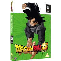 Dragon Ball Super Part 5 (Episodes 53-65) DVD