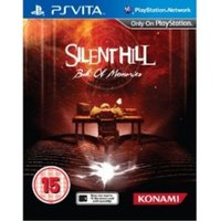 Silent Hill Book Of Memories Game PS Vita