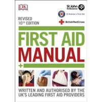 First Aid Manual by DK (Paperback, 2016)