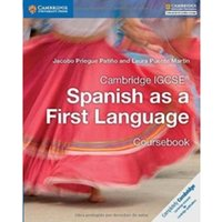 Cambridge IGCSE (R) Spanish as a First Language Coursebook by Jacobo Priegue Patino, Laura Puente Martin (Paperback, 2016)