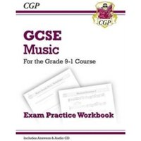 New GCSE Music Exam Practice Workbook - For the Grade 9-1 Course (with Audio CD & Answers)