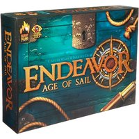Endeavor Age of Sail Board Game