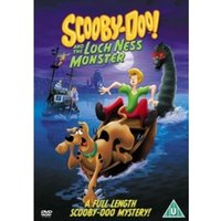 Scooby Doo Loch Ness Monster DVD
