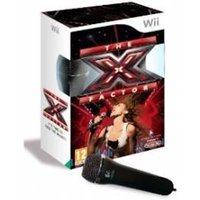 The X-Factor Game With Microphone