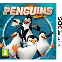Penguins of Madagascar 3DS Game