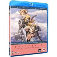 Last Exile Fam The Silver Wing Part 2 Episodes 12-23 Blu-ray