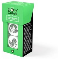 Rory's Story Cubes MIX: Explore