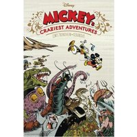 Mickey's Craziest Adventures Hardcover