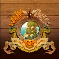 Walk the Plank: Deluxe Tin edition Board Game