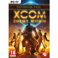 XCOM Enemy Within Game