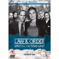 Law & Order: Special Victims Unit - Season 10 DVD