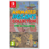 Animated Jigsaws Collection Nintendo Switch Game